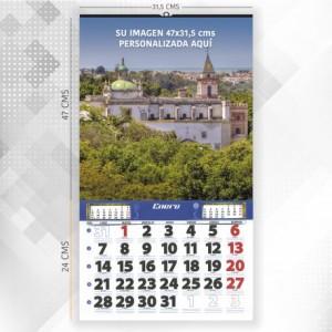 Calendarios Pared Faldilla...